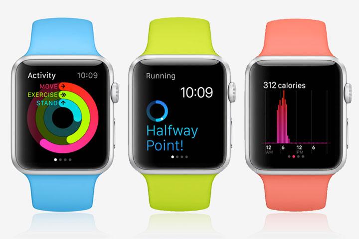 Apple Watch - Sports