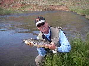 Jackson Streit of the Mountain Angler, Breckenridge, CO